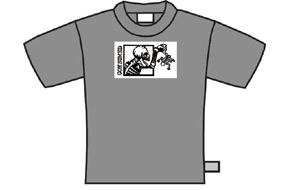 Consumed T-Shirt (Children's Age 6-7)