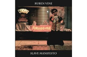 Slave Manifesto Ltd Edition Metal Box