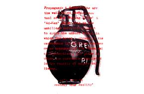Grenade Screen Print